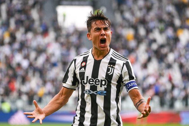 Dybala vaut plus que Cristiano Ronaldo, la Juventus brutalise CR7