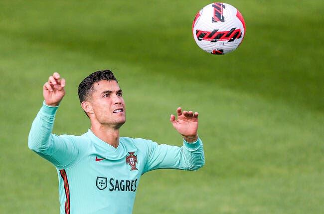 Cristiano Ronaldo en feu, il rêve tous les jours du Qatar