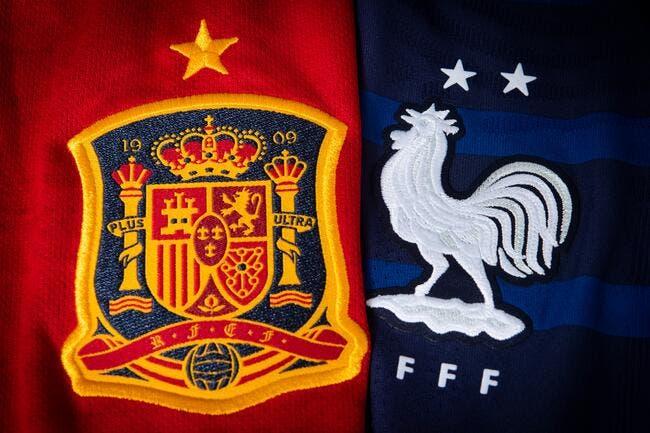 France - Espagne : Les compos probables (20h45 sur M6)