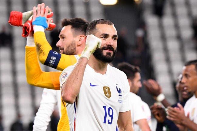Karim Benzema, une finale France-Espagne pour le Ballon d'Or ?