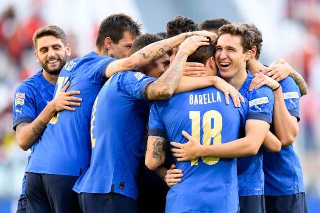 L'Italie bat la Belgique et décroche le bronze