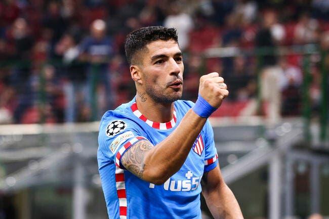 OL : Entre Luis Suarez et Lisandro, Lyon n'a pas hésité