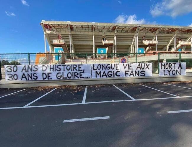 ASSE : «Mort à Lyon», la solidarité italienne va jusqu'au bout