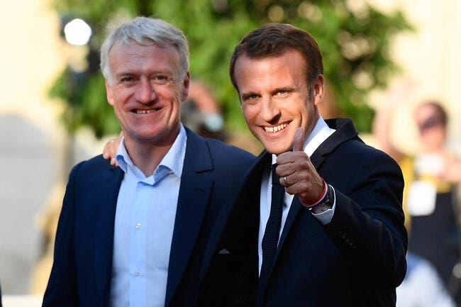 Emmanuel Macron se remet au football, rendez-vous jeudi