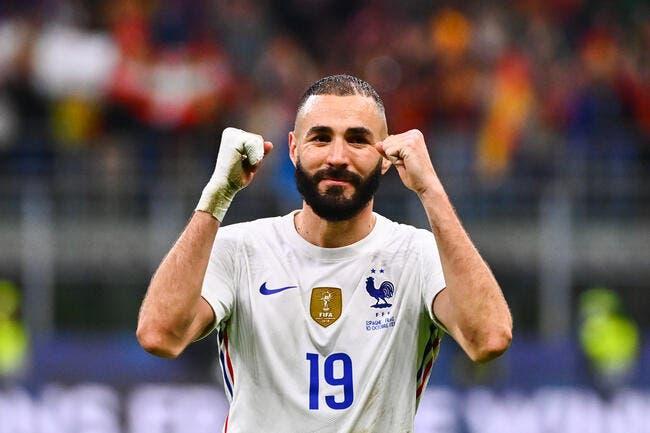 Karim Benzema Ballon d'Or 2021, la légende est en marche !