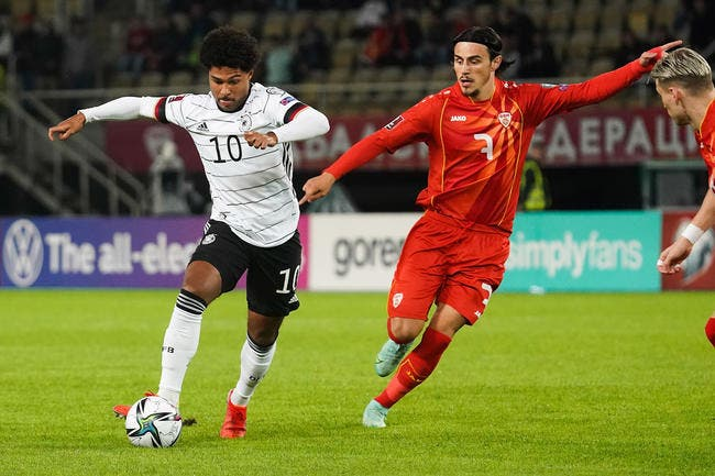 L'Allemagne qualifiée pour le Mondial 2022