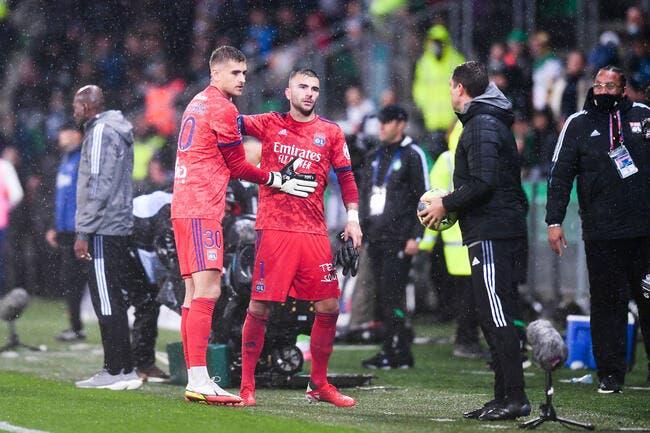 OL : Pollersbeck pas au niveau de Lyon ? Il craint la réponse
