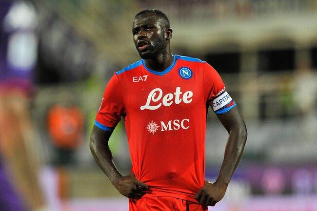 Du racisme au Ballon d'Or, Kalidou Koulibaly lance la polémique