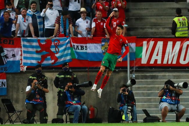 Encore un record pour Cristiano Ronaldo