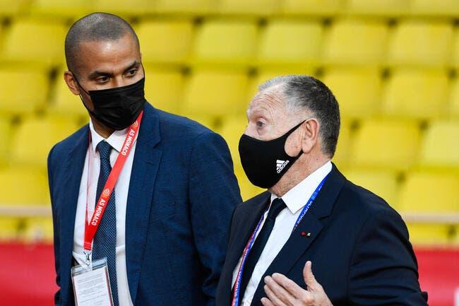 OL : Jean-Michel Aulas est le plus grand, Tony Parker l'envoie au sommet