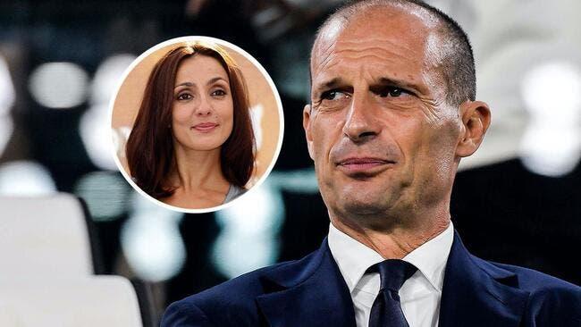 Massimiliano Allegri trompe sa femme, il est viré !