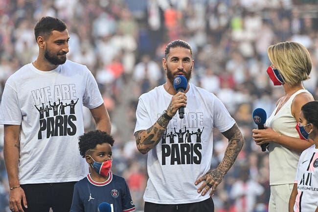 PSG : Sergio Ramos zappe aussi l'OM !