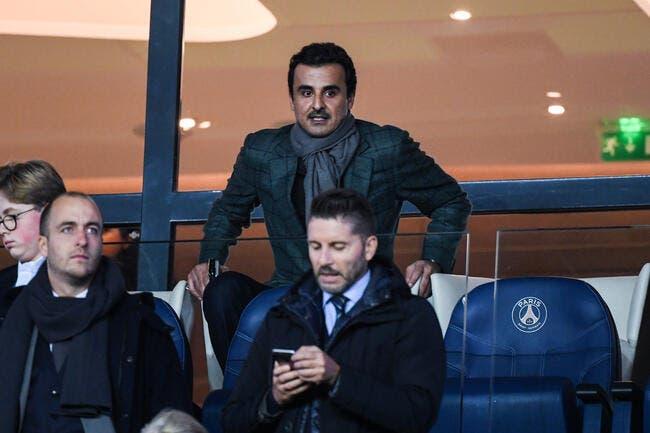 Le Qatar injecte 171 millions d'euros dans le PSG, Javier Tebas ne va pas aimer