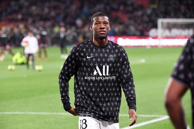 PSG : Wijnaldum déjà éjecté, le Milan AC y croit