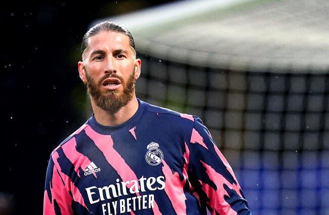 Sergio Ramos, la révélation qui terrorise le PSG