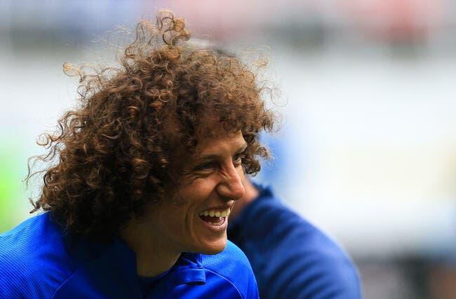 Daviz Luiz à Marseille, le dernier coup signé Longoria ?