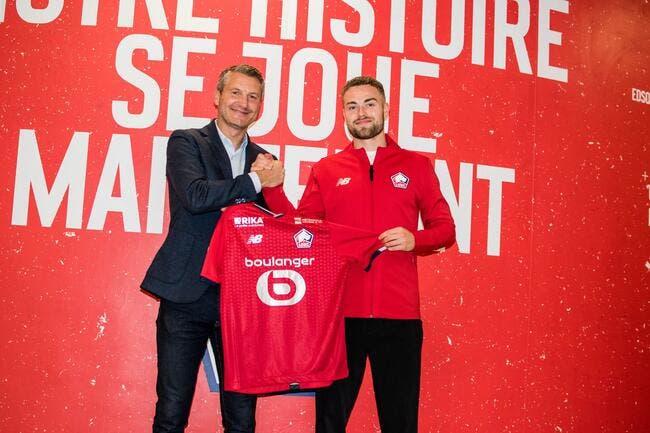 Mercato : Gabriel Gudmundsson s'engage avec Lille