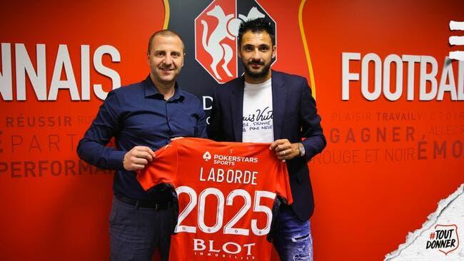 Mercato : Gaëtan Laborde signe au Stade Rennais