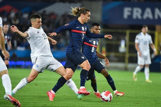 Triste nul pour la France