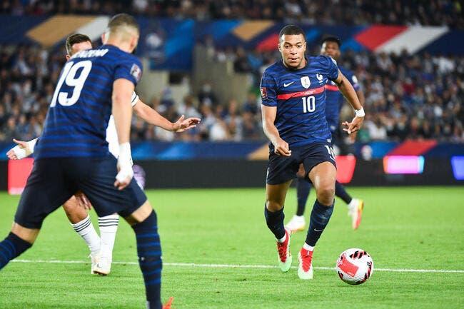 Mbappé : Benzema profite de la France pour plomber le PSG