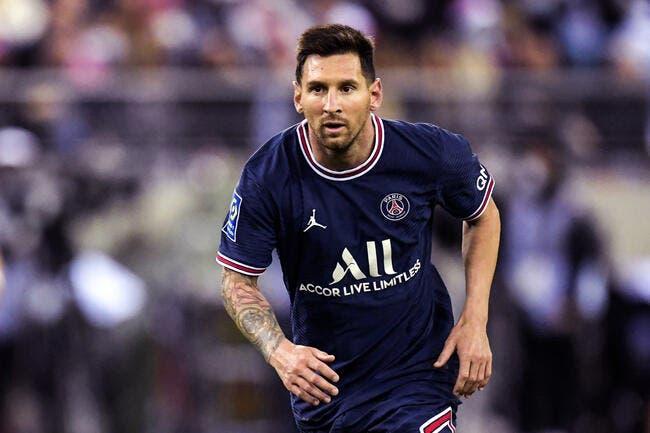 PSG : L'Argentine met Paris en sueur avec Messi