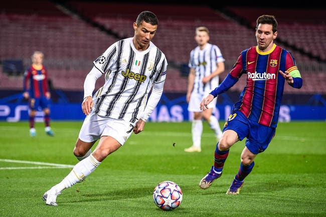 Lionel Messi ou Cristiano Ronaldo, l'un est un génie, pas l'autre