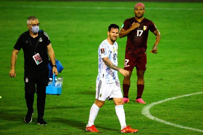 CdM 2022: Le bourreau de Messi présente ses fausses excuses