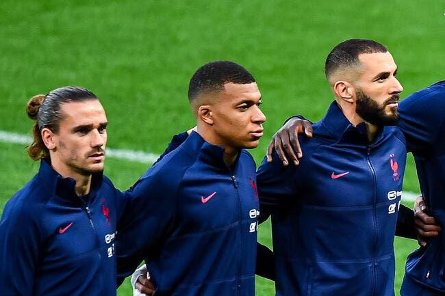 EdF : Benzema sans Mbappé, une chance pour la France ?