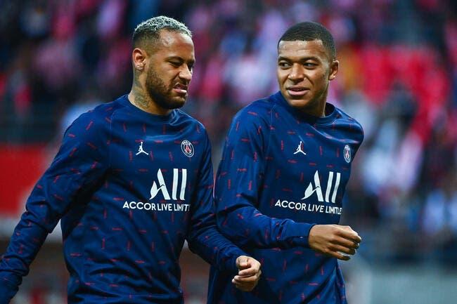 PSG: Neymar trop gros, Riolo demande son secret à Lyon