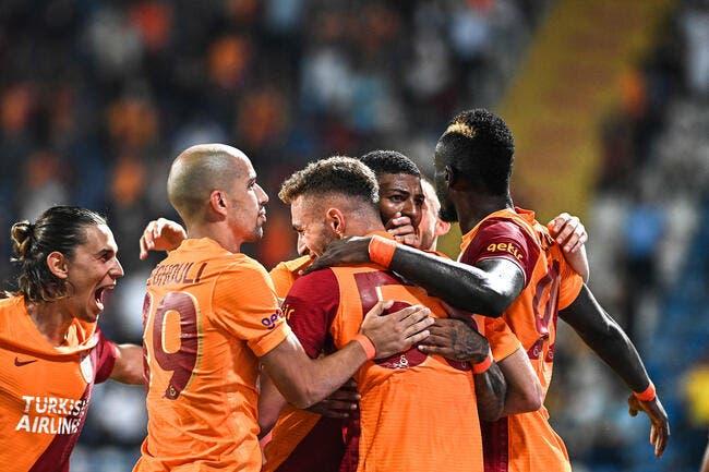 OM: Galatasaray prenable, le mercato est un fiasco