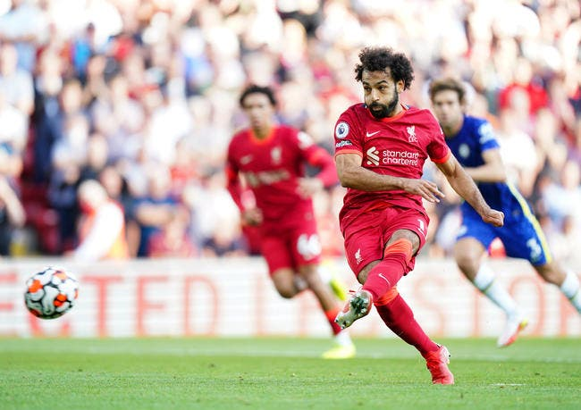 Liverpool : Salah veut le salaire de Neymar !