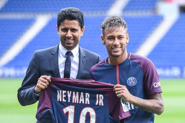 PSG : Neymar, son contrat dévoilé, c'est la folie !