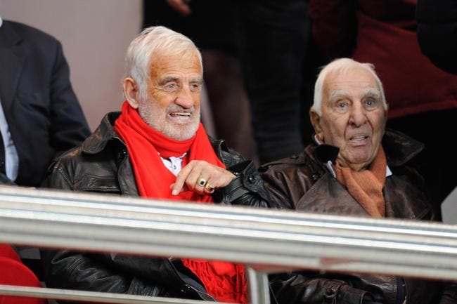 Jean-Paul Belmondo est mort, le PSG perd un de ses fondateurs