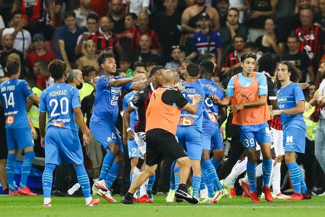 Nice-OM : Marseille exige d'avoir match gagné