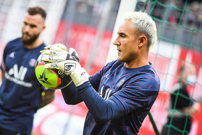 PSG : Navas bientôt largué, la Juventus se pointe