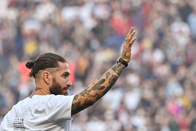 PSG : Sergio Ramos squatte l'infirmerie, Riolo taquine