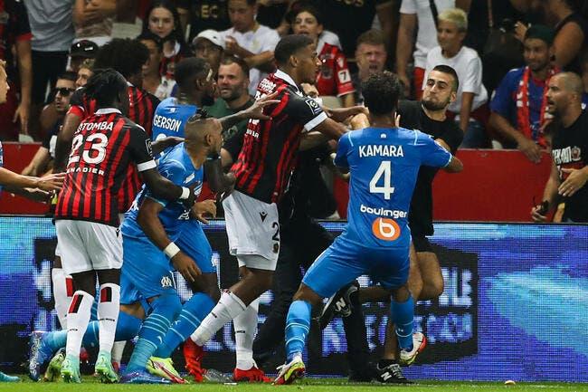 Nice-OM : Les joueurs pardonnés, la LFP menacée