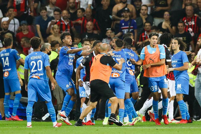 Incidents Nice-OM : La réaction marseillaise officielle