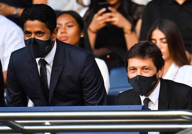 PSG : Al-Khelaïfi interpellé en Italie
