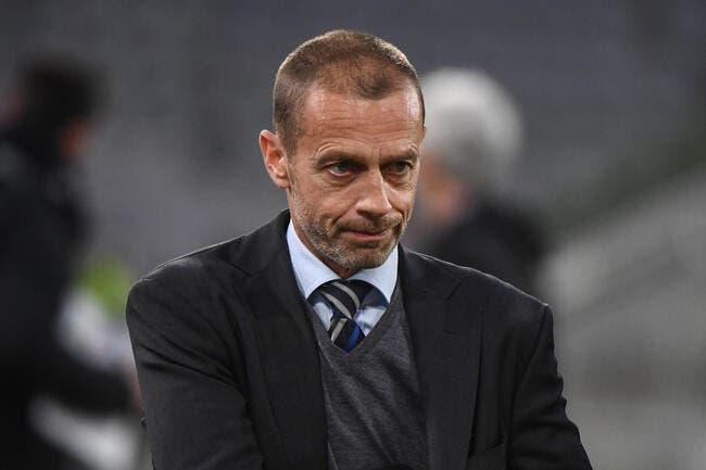LdC: Le Real, le Barça et la Juve forfaits, l'UEFA se marre
