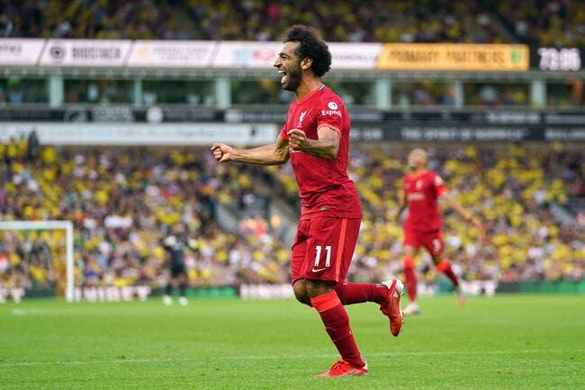Mercato: Salah réclame une fortune, on l'envoie au PSG