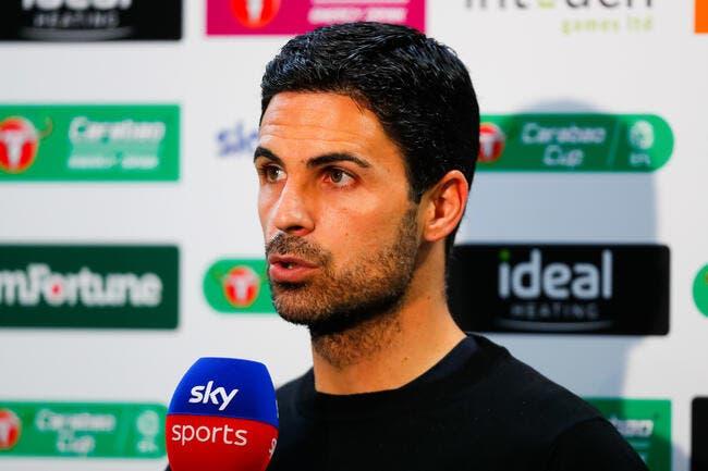 PL : Arsenal connaît les successeurs éventuels d'Arteta