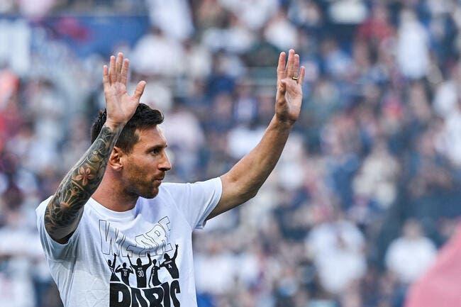 PSG : Messi ramène un sponsor record !