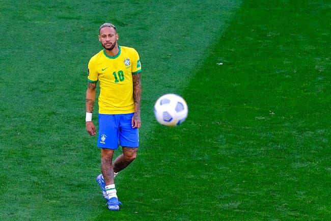 Neymar en colère froide, il exige du respect