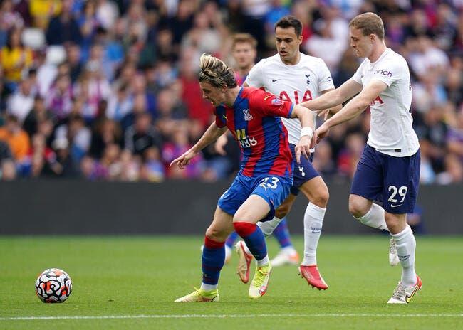 Ang : Palace et Odsonne Edouard font tomber Tottenham !