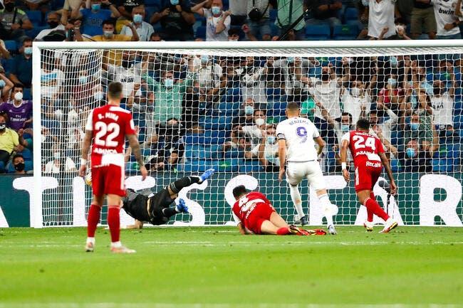 Liga : Triplé de Benzema, le Real passe en tête