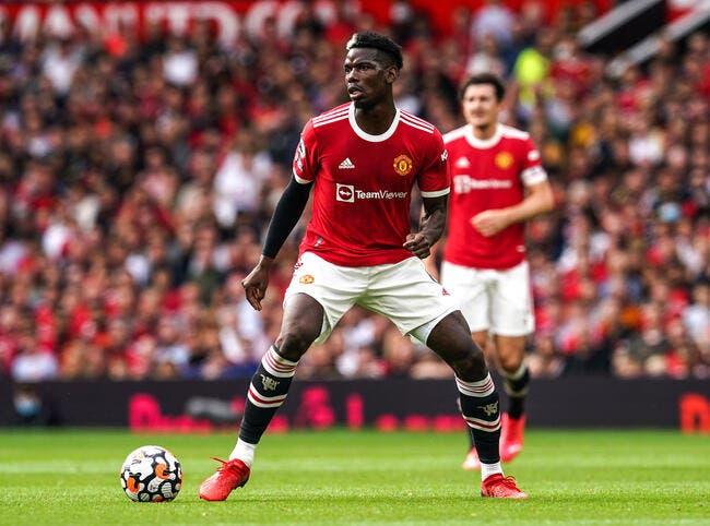 Man United : Pogba à vendre en janvier, la décision radicale