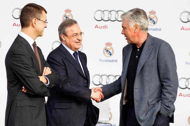 Esp : L'UEFA scandalise le Real Madrid