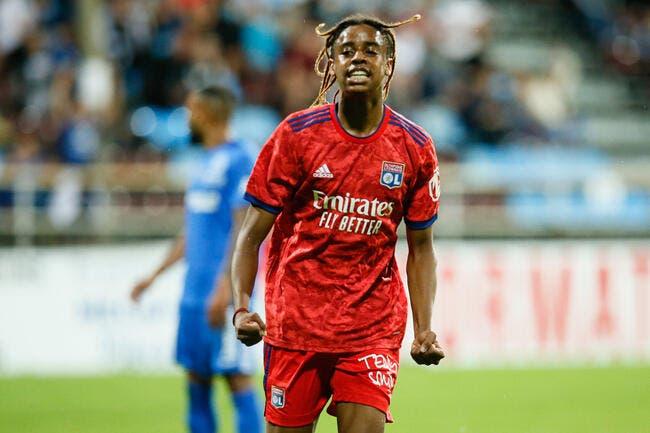 Bradley Barcola verrouillé par Lyon jusqu'en 2024 !