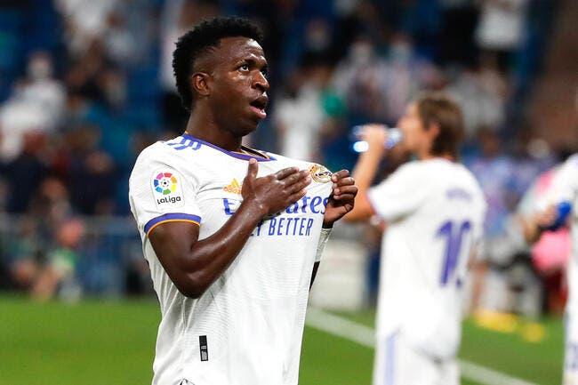 PSG : Vinicius dans le deal Mbappé, Paris avait dit oui
